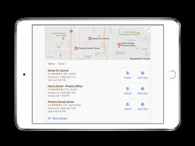 google-my-business-dentist